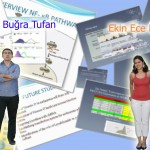 Ekin and Ahmet Bugra presented their Master Thesis Proposal!